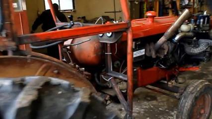 Състезателен Трактор :)