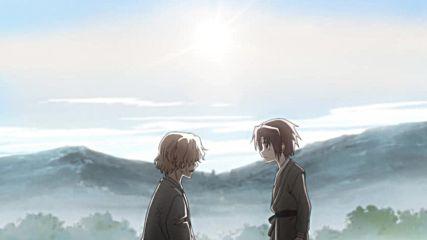 Akatsuki no Yona (йон А - Момичето на утринната свежест) 08 Bg sub