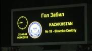 Казахстан - България 1-2