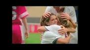 Женски футбол- Миа Хам и Джули Фауди