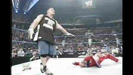 John Cena Tribute Word Life