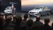 Switzerland: Mercedes-AMG C43 debuts at Geneva Motor Show
