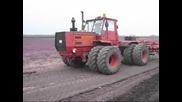 Трактор T150+rau66
