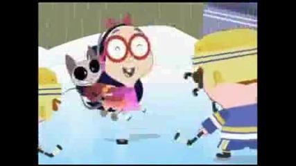 Kid vs Kat - Пръзаляне по лед