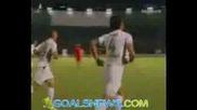 Bursaspor 1 - 0 Ankaragucu 22.08.2009 Omer Erdogan