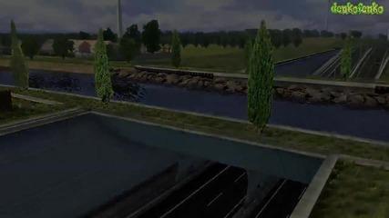 Euro Truck Simulator 2 - New Trailer !!!!!!!!!!!!!!!!!!!!!!!!! (part 1)