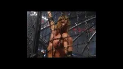 (част 12) Wwe Satan's Prison - The Anthology of the Elimination Chamber