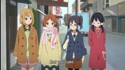 Tamako Market ep 12 финал Високо качество