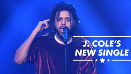 Is J. Cole dissing Kanye West in his new song?
