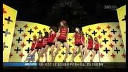 Snsd - Genie [sbs Inkigayo 090712]