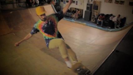 Хип Хоп Партито Във Halle Skate Park