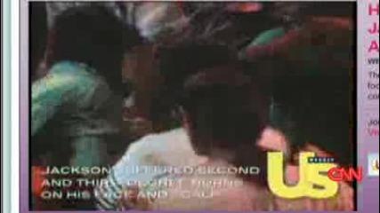 Инцидент С Майкъл Джексън,  Причина За Пристрастяването Му Към Лекарствата!