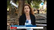 Бутат 80 сгради във Варна, стотици хора са изведени от домовете им - Новините на Нова