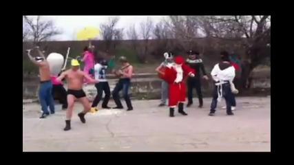 *special* Harlem Shake с Митьо Пищова