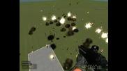 Half Life 2 (garrys mod) (1 000 Варела Избухват)