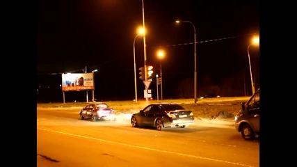 Откачен светофар