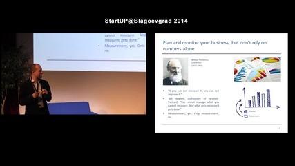 Corporate Practices in Startups - Borislav Stefanov - StartUP@Blagoevgrad 2014