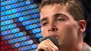 The X Factor / The X Factor 2009 - Joseph Mcelderry - Auditions 1 (itv.com/xfactor)