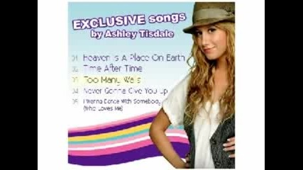 Ashley Tisdale - Many Walls