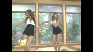 Danella Urbay and Etv dancers *