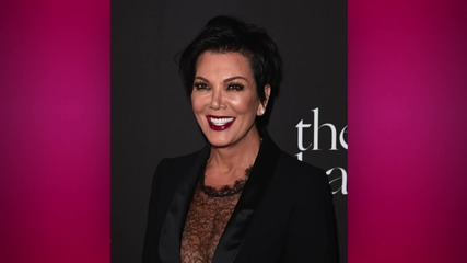 Kris Jenner Shows Cleavage; Get's Praise from Daughter