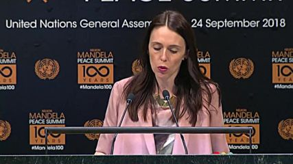UN: Mandela was 'living embodiment' of UN values – New Zealand PM Ardern