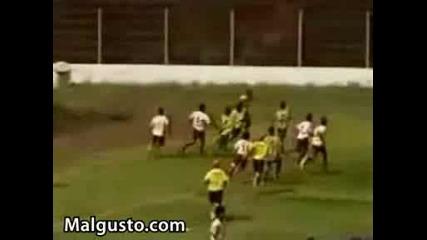 Революция на футболистите
