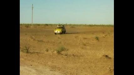Трабант Транс Африка & Азия Експедиция (20 000 km.)