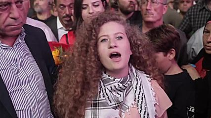 Greece: Tamimi to Trump: 'We will not give up Jerusalem'