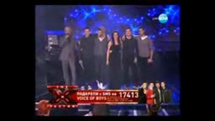 X Factor Bulgaria eп 29 цялото