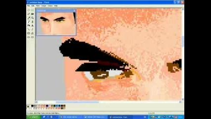 Да Нарисуваш Enrique Iglesias На Ms Paint