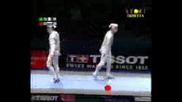 Sabre Team Finals - Bout 6