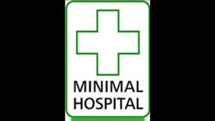 Minimal hospital // nenormalen set