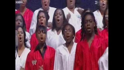 John Cena vs. The Miz част 1