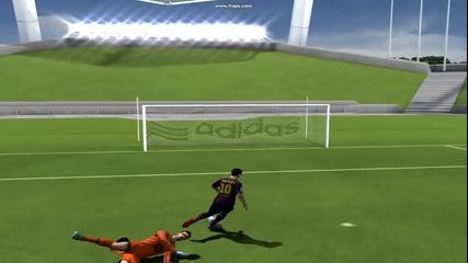 Fifa 14 Demo Skills