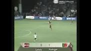 Португалия - Един От Фаворитите На Евро 2008