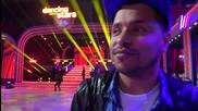 Dancing Stars - Вензи подкрепя Михаела и Светльо (15.05.2014г.)