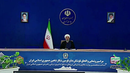 Iran: Tehran's atomic power not for making nuclear arms, says Rouhani