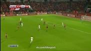 08.10.15 Албания - Сърбия 0:2 *евро 2016 квалификации*