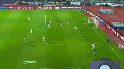 Ludogorets Goals in Europa vol.1
