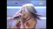 Christina Aguilera & Limp Bizkit - Mva 2000