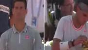 Roland Garros 2013 - Novak Djokovic vs Rafael Nadal