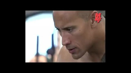 the rock trening