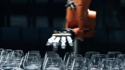 The Revenge Timo Boll vs. Kuka Robot