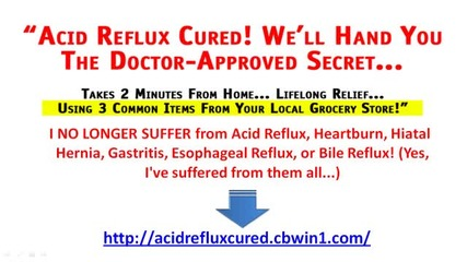 Gerd Homeopathic Remedies