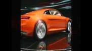 Audi Etron - Etron - Electric Car - La Auto Show Etron