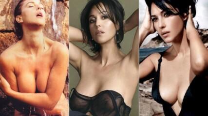 Най-сексапилните снимки на Моника Белучи