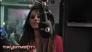 Cher Lloyd on Westwood radio _ gets emotional on air_