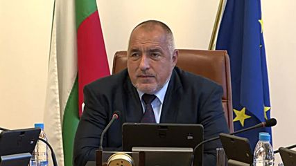 Борисов: Лъжа и клевета е, че правителството не е гарант за НАТО и ЕС
