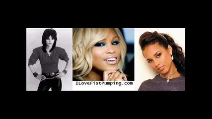 !!! 2010 I Just Wanna Rock You - Joan Jet vs Eve & Alicia Keys